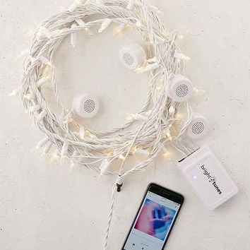 Bluetooth Speaker String Lights