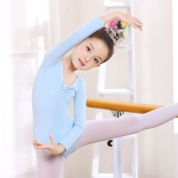 Ballet Dress Girls Gymnastics Leotard For Dance Children Ballet Clothes Ballerina Kids Bodysuit Dancewear Ballet Dancing Costume