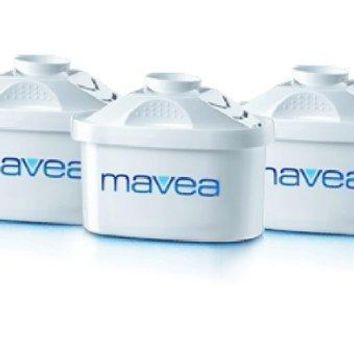 MAVEA 1001122 Maxtra Replacement Filter for MAVEA Water Filtration Pitcher, 9-Pack