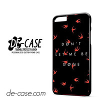 Twenty One Pilots Don't Let Me Be Gone 21 DEAL-11467 Apple Phonecase Cover For Iphone 6/ 6S Plus