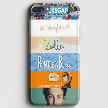 Quotes The Youtubers 2 iPhone 8 Plus Case | casescraft