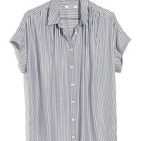 Madewell Central Stripe Shirt | Nordstrom