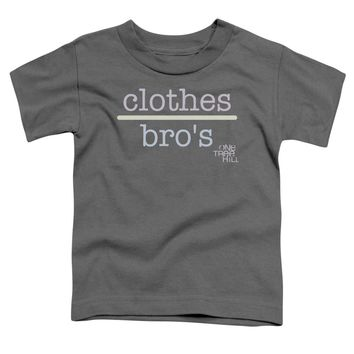 One Tree Hill - Clothes Over Bros 2 Short Sleeve Toddler Tee