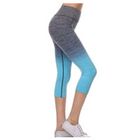 Vibrant, Comfy and Cozy Yoga Capri Pants, Activewear
