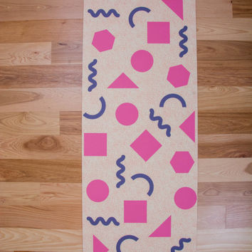 The Titania - yoga mat work out mat gift idea for a health nut health and well being fitness mat
