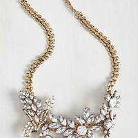 Glisten Up! Necklace by ModCloth