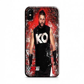 Kevin Owens WWE iPhone X Case