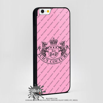 Juicy Couture Logo  For Apple, Iphone, Ipod, Samsung Galaxy Case