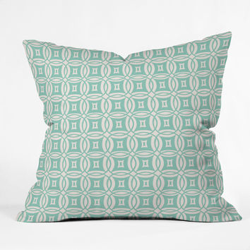 Khristian A Howell Desert Daydreams 9 Outdoor Throw Pillow