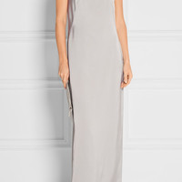 Calvin Klein Collection - Satin gown