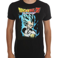 Dragon Ball Z: Resurrection 'F' Super Saiyan God SS Vegeta T-Shirt