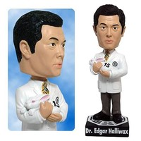 Lost Dr. Edgar Halliwax Bobble Head - Bif Bang Pow! - Lost - Bobble Heads at Entertainment Earth