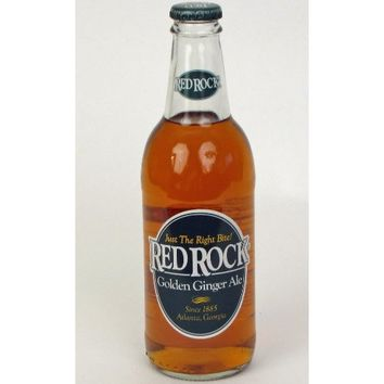 Red Rock Ginger Ale (6 bottles)