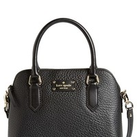 kate spade new york 'grove court - maise' leather satchel