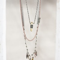 Gimmicks By BKE Arrow Necklace