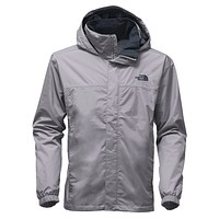 Men's Resolve 2 Jacket in Mid Grey by The North Face