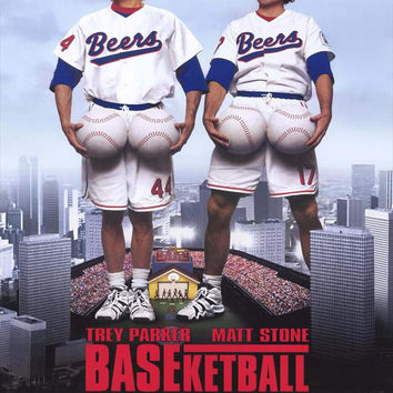 Baseketball 11x17 Movie Poster (1998)
