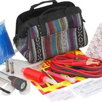 Bell Automotive 22-1-65030-1 Baja Blanket 36-Piece Roadside Emergency Kit