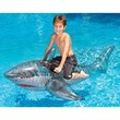 """INTERNATIONAL LEISURE PRODUCTS 9045 72"""" INFLATABLE SHARK"""