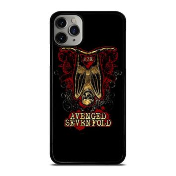 AX7 AVENGED SEVENFOLD iPhone Case Cover