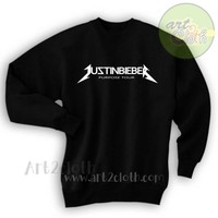 Justin Bieber Purpose Tour Unisex Sweatshirts | art2cloth