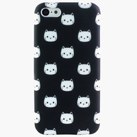 Ankit Meow Iphone 6 Case Black/White One Size For Women 26280212501