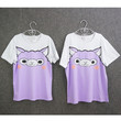 Tokyo Dollie Design Spree Picky Alpaca Cotton T-shirt Top Free Ship SP140931 from SpreePicky