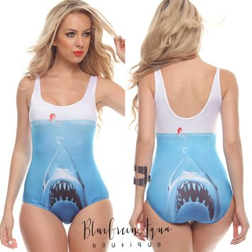 Jaws Ariel Swimsuit - One Size