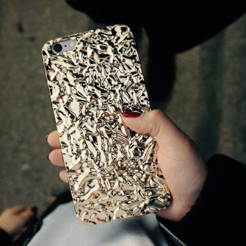 Elemental Crystalline Case for iPhone 6 / 6S, Gold