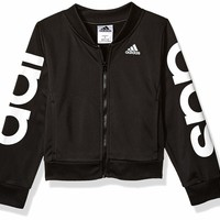 adidas Girls' Bomber Jacket