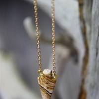 Natural Element Necklace
