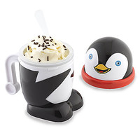 penguin ice cream maker
