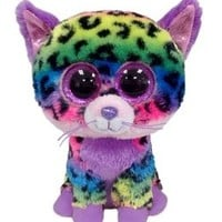 Trixie Leopard 6 Inch Beanie Boo | Girls {category} {parent_category} | Shop Justice