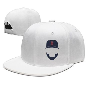 Boston Red Sox Thanks David Ortiz Breathable Unisex Adult Womens Baseball Cap Mens Snapback Caps