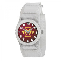 Iowa State Cyclones NCAA Kids Rookie Series Watch (White)