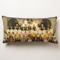Maharaja Men Pillow by Anthropologie