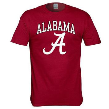 Alabama Crimson Tide NCAA Men's Short Sleeve T-Shirt - Size 2XL/XL/L/M - NWT
