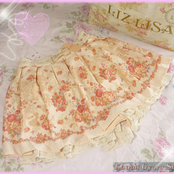 Liz Lisa Fairy Tale Sukapan/Skirt-Pants (NwT) from Kawaii Gyaru Shop