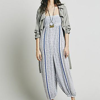 Free People Womens Firefly Jumpsuit