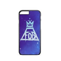 Fall Out Boy Blue Logo iPhone 6s Case