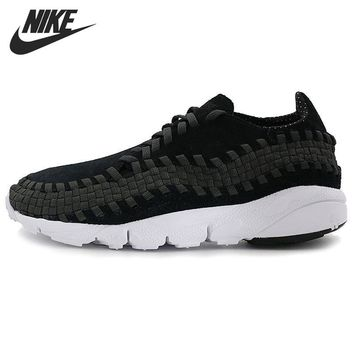 2017 NIKE AIR FOOTSCAPE WOVEN NM Men's Running Shoes Sneakers