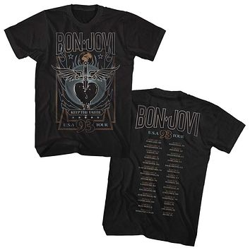 Bon Jovi 93 Tour T-Shirt