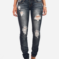 Jaded Torn Skinny Jeans