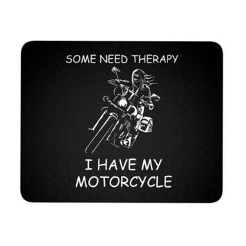 I Have My Motorcycle! Mouse Pad