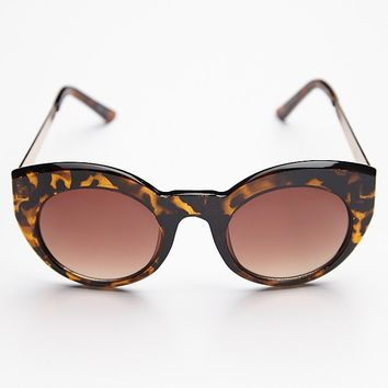 Free People Forevermore Sunglass