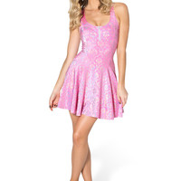 Wallpaper Princess Pink Evil Zip Dress