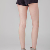 XIRENA Shaya Shorts in Antique Black