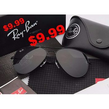 $9.99 - 3 Days Limited! RAY-BAN SUNGLASSES AVIATOR RB3025 RB3026 Classic Tagre™