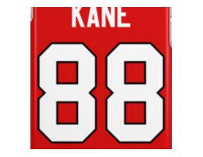 Chicago Blackhawks Patrick Kane Jersey Back Phone Case iPhone Cases &