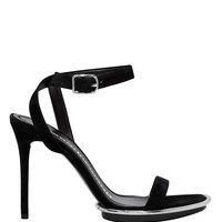 Cady Suede High Sandals